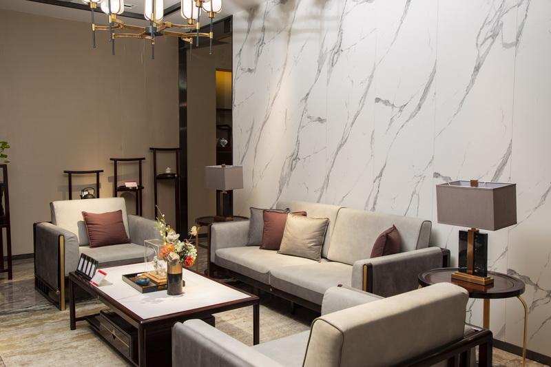 印尼黑酸枝轻奢沙发